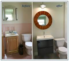 Bathroom Wall Sconce Lighting Barn Wall Sconce Helps Update 1950s Fixer Upper Ranch Home Blog