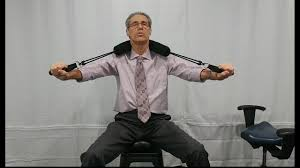 wobble seat exercises with the portable neck fulcrum youtube
