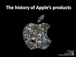 the history of apple u0027s products authorstream