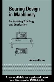 bearing design in machinery avraham harnoy 2 1 499 by s