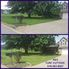 United Backyard Cutters A U0026s Turf Cutters 20 Photos Landscaping Ellenwood Ga Phone