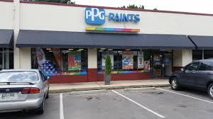 ppg paints memphis paint store