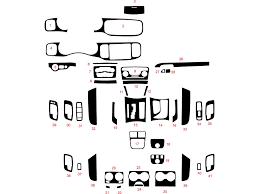 dodge charger dash kit dodge charger 2011 2017 dash kits diy dash trim kit