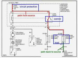reading a schematic and basic automotive wiring diagram in how to