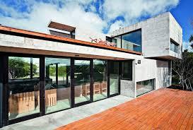house on the beach bak architects archdaily