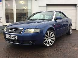 used audi a4 2 5 for sale motors co uk