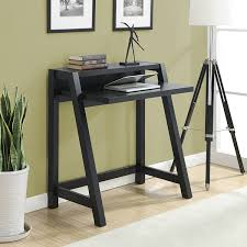 Mainstays Black Student Desk by Amazon Com Convenience Concepts Newport Lilly Desk Black