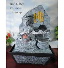 Indoor Home Decor White Buddha Statue Water Fountain For Indoor Home Decor Buy