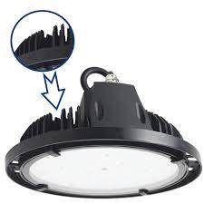 illuminazione industriale led ufo led industriale per l illuminazione di capannoni e industrie