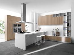 new kitchen design 9 staggering modern open plan using polished