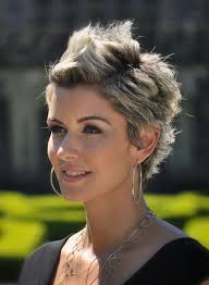 2015 women spring haircuts amanda forrest short hairstyle spiked short haircut for spring