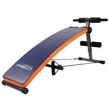 amazon com sit up ab bench incline decline feierdun adjustable