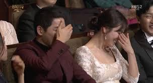 Ki by Song Joong Ki Cries During Park Bo Gum U0027s Tearful Speech After Win