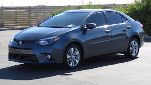 how much is a toyota corolla 2015 used toyota corolla 4dr sedan cvt le eco premium at