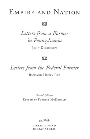 empire and nation letters from a farmer in pennsylvania john