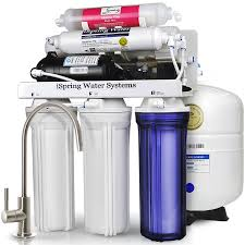 ispring rcc7p ak 6 stage 75 gpd reverse osmosis water filtration