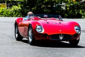 maserati 300s behind each great car is a great driver the cars of caracciola