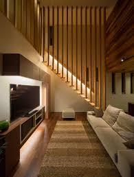 wooden nuances defining the m4 house in nagasaki japan decor