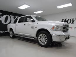 dodge ram laramie 2017 dodge ram 1500 4x4 crew cab laramie longhorn white truck