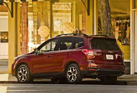 brown subaru forester all new all wheel drive subaru forester gets priced for 2014