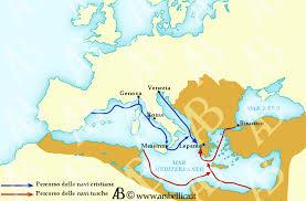 impero turco ottomano battaglia di lepanto le grandi battaglie della storia ars bellica