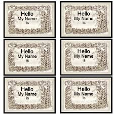 name tags for reunions winkles family reunion name tags