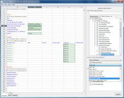 Property Spreadsheet Right Field Spreadsheet Science
