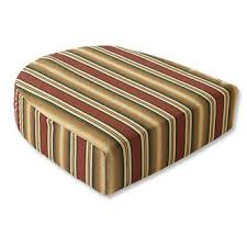 outdoor furniture cushions deep seat sunbrella chair rocker