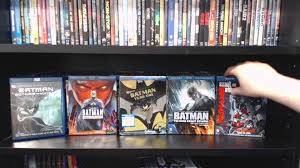 comic book shelves leburn98 u0027s blu ray collection part 2 the dc comics shelf youtube