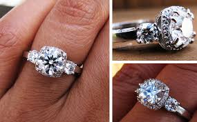 pretty stone rings images 3 stone rings please post your pretty pictures page 2 page 2 jpg
