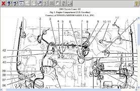 2001 toyota camry start up engine performance problem 2001 toyota
