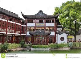 yu garden shanghai editorial stock photo image 60410693