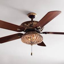 ceiling fans with lights large tropical fan light 5 maple leaves