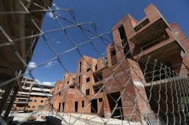 Abandoned Places In New Mexico by Deserted Places The Spanish Ghost Town Of Ciudad Valdeluz