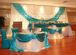 wedding reception decoration i don t like the color or anything but the way the table is