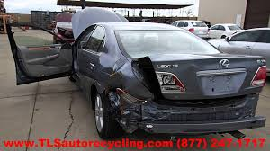 lexus parts in rancho cordova parting out 2005 lexus es 330 stock 4135yl tls auto recycling