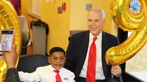 george sink columbia sc 4 year old s birthday wish comes true thanks to attorney george