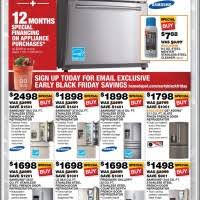 home depot pre black friday black friday u0026 cyber monday 2015 home improvement remodeling