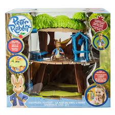 rabbit treehouse rabbit secret treehouse playset funstra