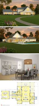 modern 1 house plans modern farmhouse floor plan plan 888 1 houseplans com