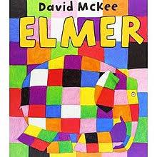 Elmer The Patchwork Elephant Story - elmer the patchwork elephant