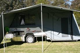 Camping Trailer Awnings Which Camper Trailer Do You Have U0026 Why 4x4earth