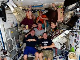 what do astronauts eat on thanksgiving smart news smithsonian