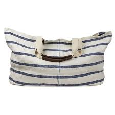 nautical bags striped nautical bag series jan de luz linens