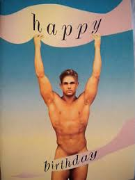 Handsome Man Meme - billy bidell gay birthday card male model beefcake hunk handsome