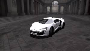lykan hypersport interior w motors lykan hypersport 3d model in sport cars 3dexport