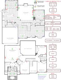 house blue print diagram electrical home wiring diagram symbols submited images