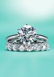 engagement rings tiffany images The tiffany setting tiffany setting engagement wedding band jpg