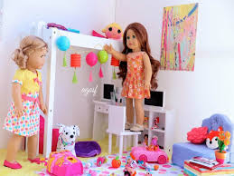 Big Barbie Dollhouse Tour Youtube by Bedroom American Doll Bedroom Lovely American Dollhouse