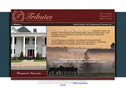 funeral home web design funeral home website design all clients